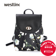 Westlink/West in 2015 and new Europe, casual winter print small handbag bag Pu shoulder bag SZ