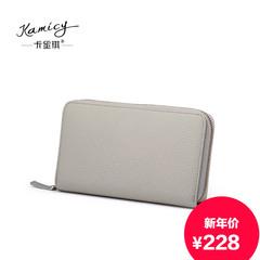 58d6e815ebd9 Kamicy Camilla Qi long bi-fold wallets NV 2016 new simple bag fashionable  purse