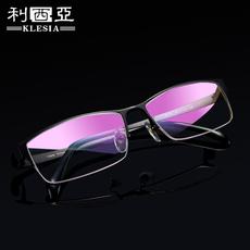 纯钛时尚渐进多焦点老花镜男看远看近老花眼镜抗疲劳智能双光花镜
