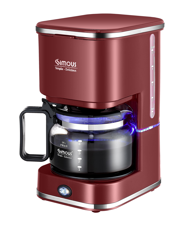 simous/喜摩氏 SCM0004 咖啡机好不好,怎么样,值得买吗