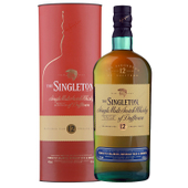 Singleton Single Malt Scotch Whiskey, 700ml