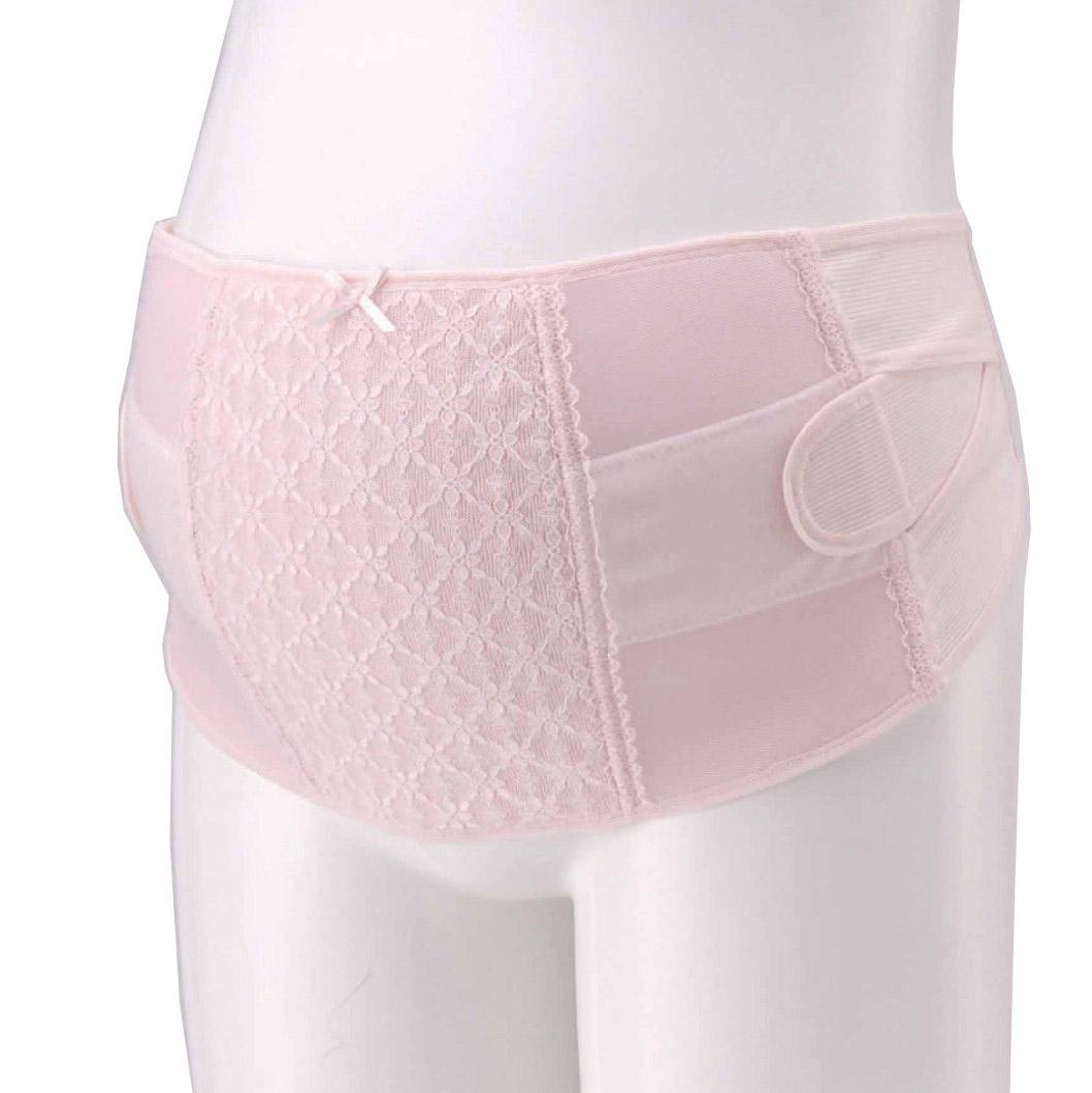 包邮 日本本土犬印本铺孕妇专用纯棉透气产前护腰托腹 现货