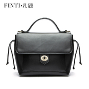 2015 spring/summer new fashion leather women bag tide Europe ladies vintage leather handbag shoulder bag