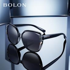 暴龙太阳镜女 高清偏光墨镜时尚圆脸大框明星同款太阳镜BL2511