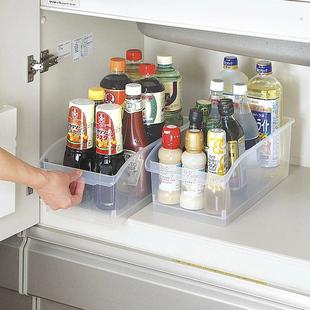 日本进口 整理 盒塑料厨房调味