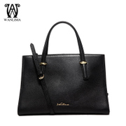 Wan Lima 2015 winter atmospheric macarons new handbag women bag fashion hand-carrying business commuter Lady bag