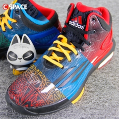 『C-Space』Adidas CrazyLight Boost 黑彩虹D73979 C75908 75907