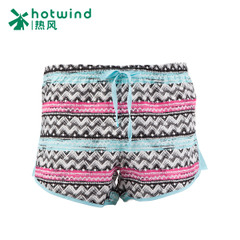 Summer sweet ethnic ladies casual home shorts shorts loose Pajama pants 93H045409