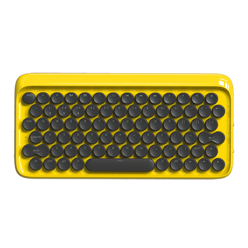 洛斐 EH112圆点键盘全新体验,好用到爆