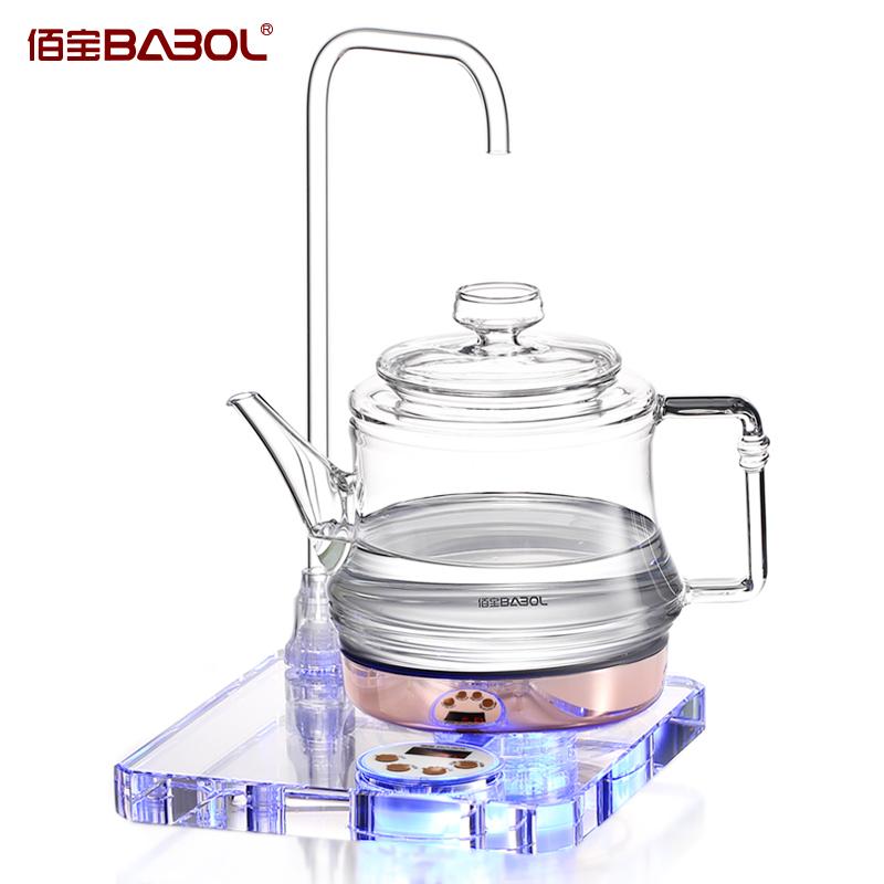 Babol/佰宝 DCH-906电热水壶如何,靠谱吗