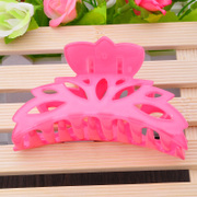 Ya na accessories bath clip scratch clip Queen pin shark clip ponytail Chuck hair claw clip card
