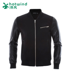 Hot air men's spring of 2016 new casual wearing baseball clothing slim jacket men coat men F07M6100