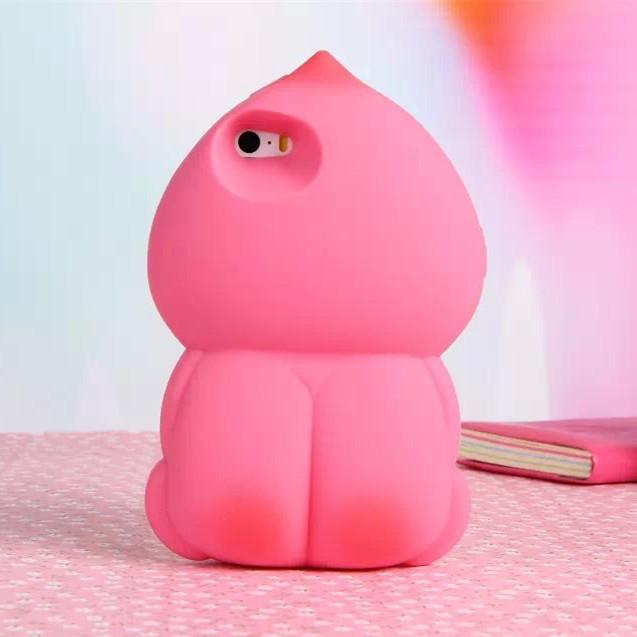 苹果手机壁纸粉红色