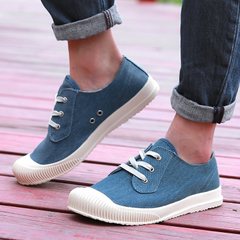 MI Ka Korean canvas men's 2016 winter recreation sneakers UK student Board shoes men's running shoes