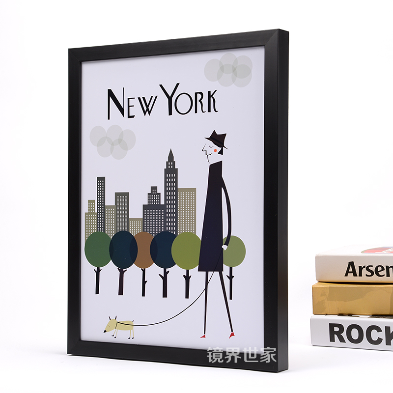 Cheap custom poster frames