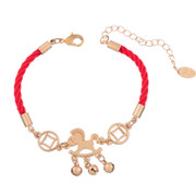 Good good jewelry SpongeBob red string bracelets lucky lucky fashion accessories girls cute bag-mail