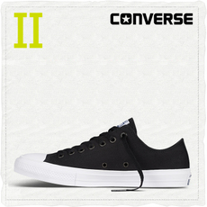 【Chuck II】CONVERSE匡威官方Chuck Taylor All Star II 150149C