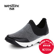 Westlink/West spring 2016 new Shiner Glett thick-soled feet sport shoes women's shoes