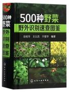 500種野菜野外識別速查圖鑒(精) 博庫網
