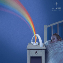 1088期一个ONE推荐东西 创意6814性新奇52物第二代 彩虹灯