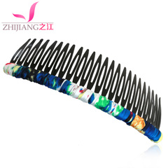 Zhijiang comb comb comb insert fringe insert Korea Ms bangs hair comb hair headdress Joker hair accessories