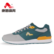 Fall/winter recreation tread new leather shoes men's casual shoes retro shock-absorbing shoes anti-skid shoes