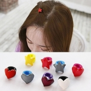 Know Connie hair clip hairpin small catch clips by Han provided accessories mini love star bangs hair clip hair grab
