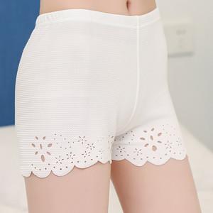 新款修身休闲裤短裤女士夏季春薄款热裤韩版显瘦外穿打底裤安全裤