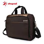 Dapai men's singles, men's Briefcase bag business men handbag shoulder bag Messenger bag backpack laptop bags and leisure boom