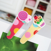 Know Richie children''s hair clips hair candy fruit clip cute BB clip baby girl hair bangs clip card