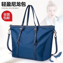 2015 new summer shoulder bag nylon bag tide casual fashion handbags bags Korean handbag Messenger bag