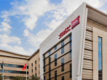 2 new beddings at Ibis Dubai, emirate shopping plaza