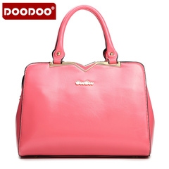 Upscale female Bao Qiu doodoo2015 handbag bags big packages a middle-aged woman in Europe and America the trend line bag mother package