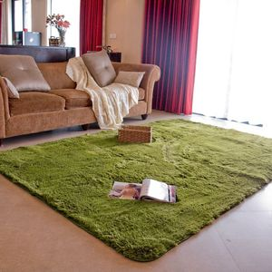Odd flowers carpet the living room coffee table sofa Continental bedrooms thick carpet Silky carpet mats doormat custom bed