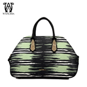New handbag Tote Wanlima/million 2015 fall lizard grain European fashion Tote
