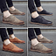 2017 spring new men's casual men's shoes small shoes British trendy Peas Korean tide shoes new wild