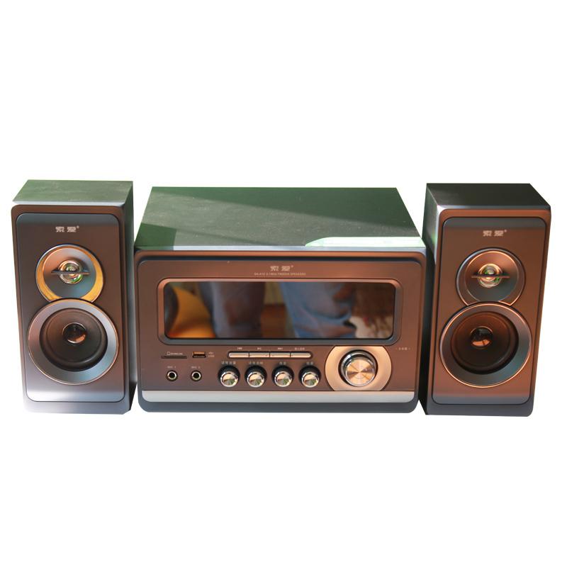 索爱 SA-A12 音箱怎么样,评测