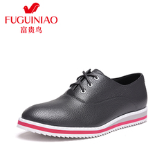 Rich bird spring 2016 designer shoes spring new Korean fashion casual shoes women shoes retro
