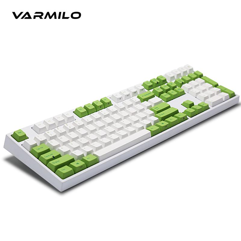 Varmilo VA108M好吗,高大上吗