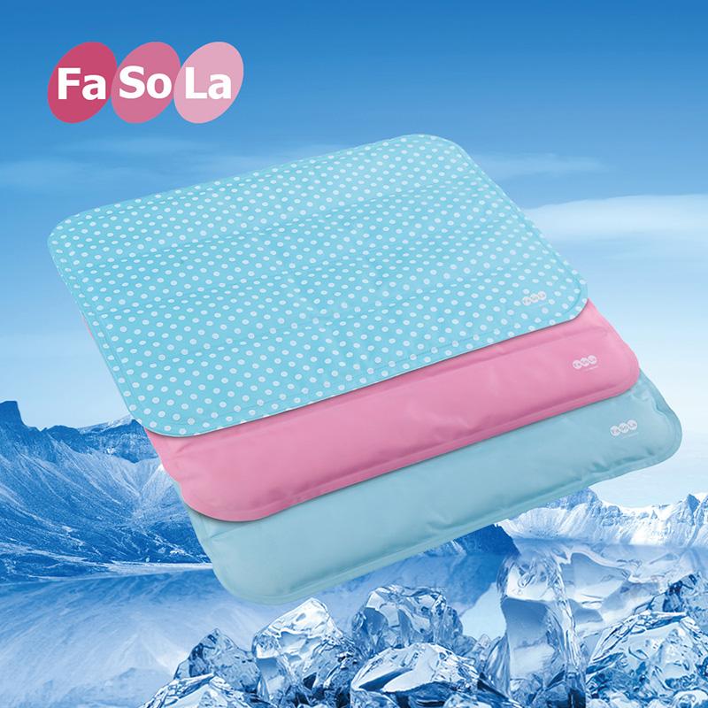 日本Fasola夏季冰垫坐垫 夏季降温专用