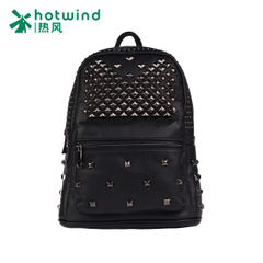 Hot handbags spring fashion rivet ladies backpack tidal School of Korean Air backpack 5002H5702
