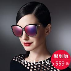 暴龙太阳镜女2016年新款安妮.海瑟薇明星同款时尚偏光墨镜BL5002