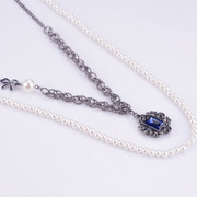 Jewelry package mail compose well Korean sweater chain long Korea necklace multi-fashion women