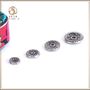 Tibetan silver spacer gasket 37 silver and antique silver spacer beads of Bodhi DIY Xingyue Bodhi accessories