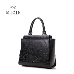 MICIE/beautiful city autumn crocodile handbag large bag professional ladies Briefcase business bag package