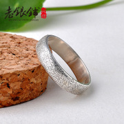 Wu Yue Lao Pu S990 silver ring, silver women''s designer original couple ring on the ring men''s rings handmade silver