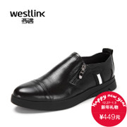 Westlink/West spring 2016 Le Fu, new leather men's business casual shoes leather shoes