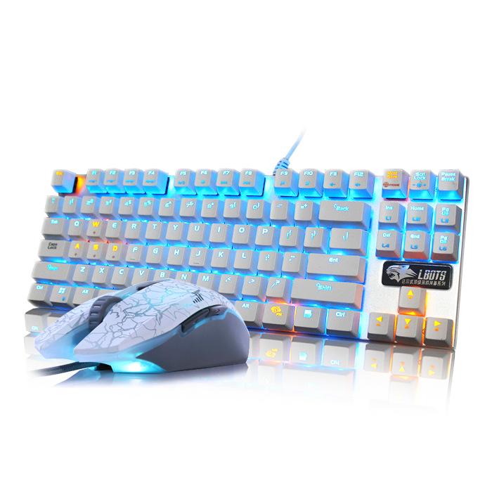 达尔优 游戏键鼠怎么样,使用感受