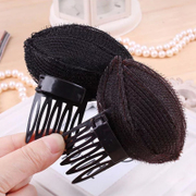 Cool before na Punta gasket head set hair fluffy styling hairdressing tools bangs puff paste 6132