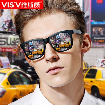 超轻高清复古个性近视眼睛太阳镜男潮眼镜开车偏光镜墨镜男士潮人